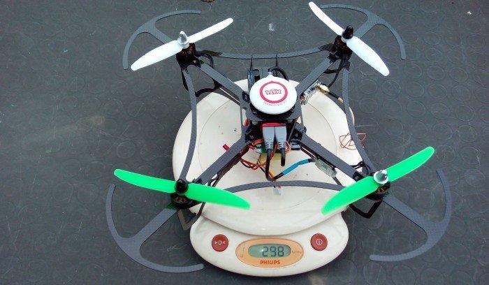 Mercury drone 300 grammi