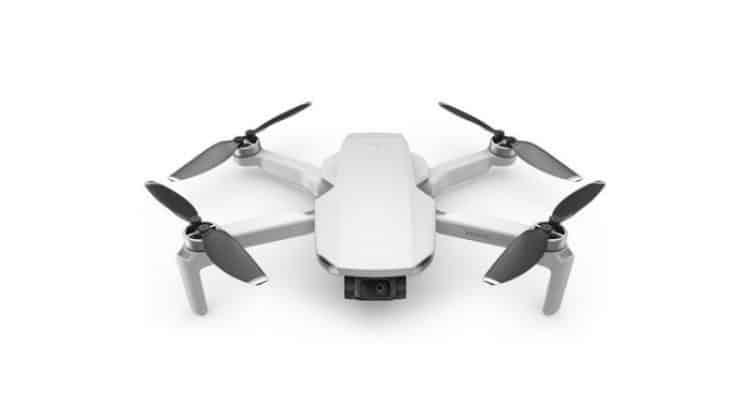 dji mavic mini drone inoffensivo