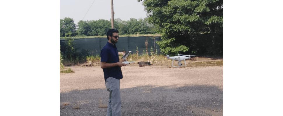 rilievi con drone